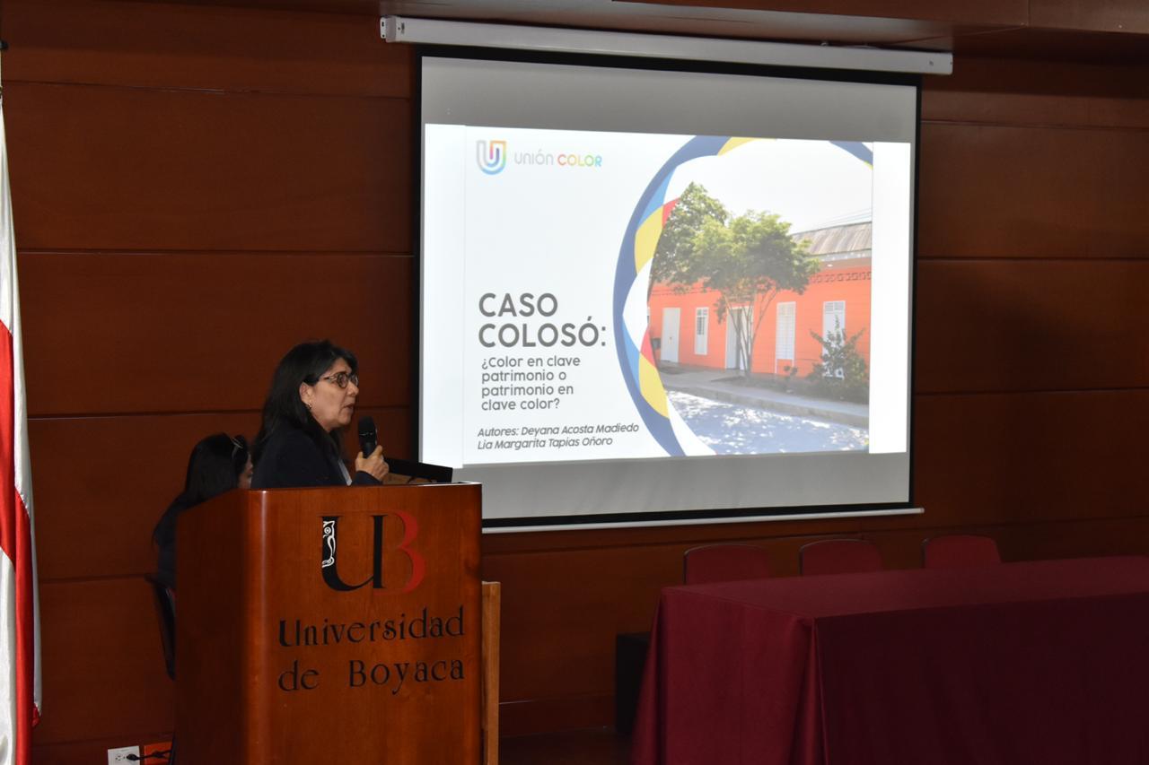 1er Circulo colombiano del color-Uniboyaca