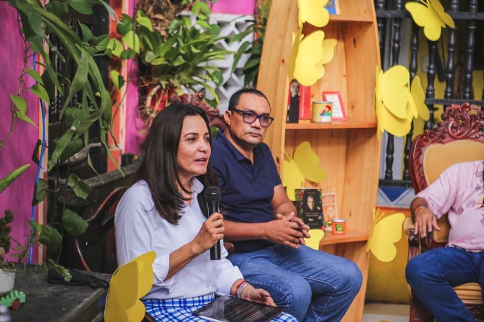 Socialización del proyecto ambientación turística de Sucre